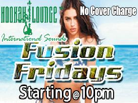 Fusion Fridays
