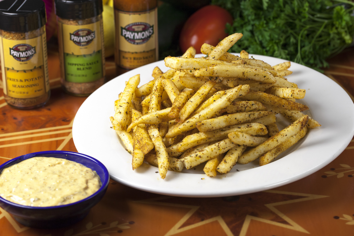 Athens Fries